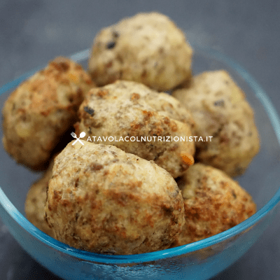 polpettine di manzo e patate