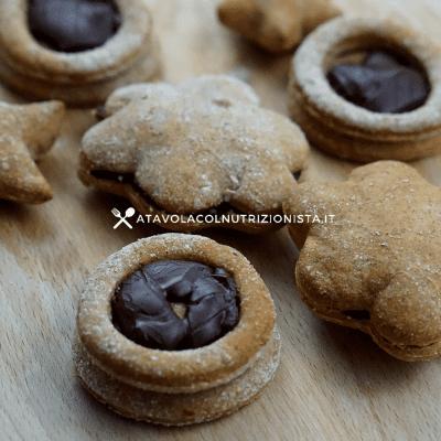 biscotti fit farciti
