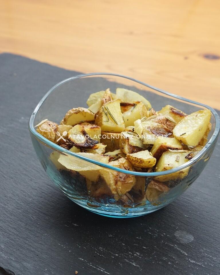 Patate e Cipolle al Forno – Il Contorno Perfetto