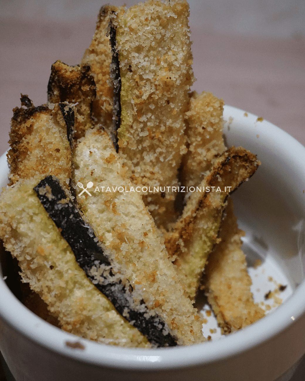 Stick di Zucchine Croccanti Ricetta Semplice