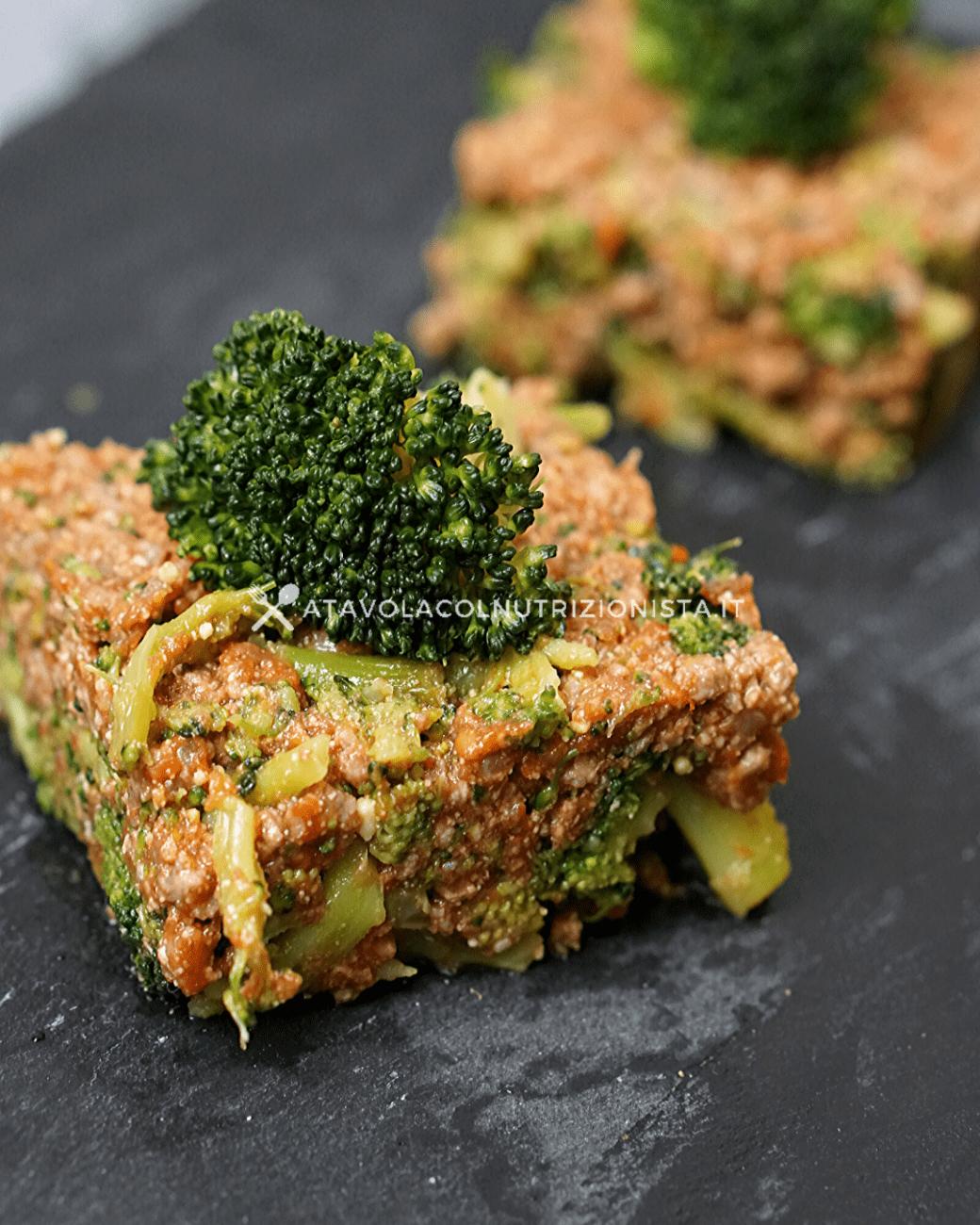 Mattonella di Carne e Broccoli