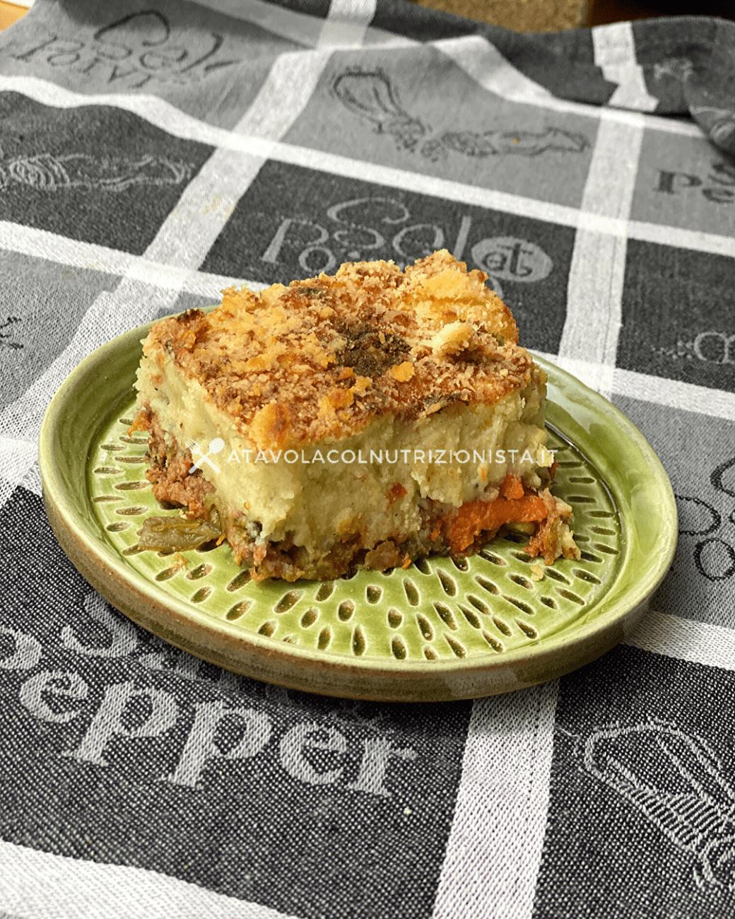 Pasticcio di Carne e Patate – Cottage Pie