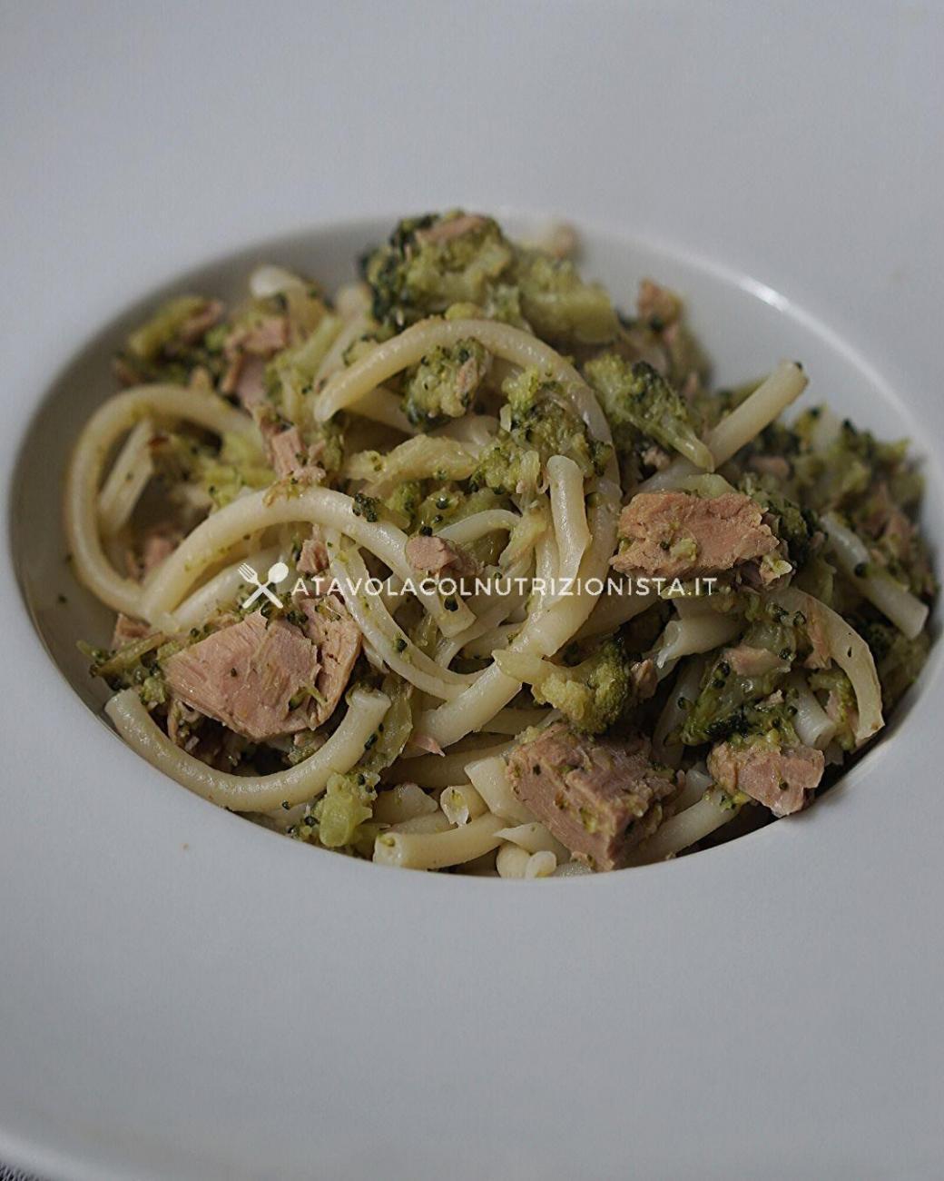 Pasta Tonno e Broccoli – Ricetta Semplice