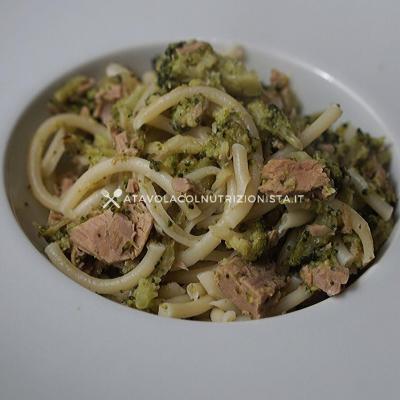 ricetta pasta broccoli e tonno