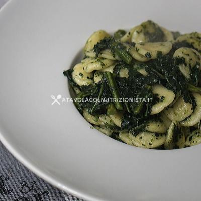 ricetta pasta con cavolo nero