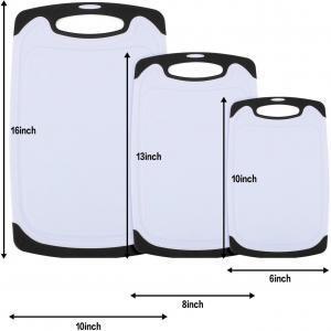 Taglieri BPA Free con Piedini Anti-Scivolo