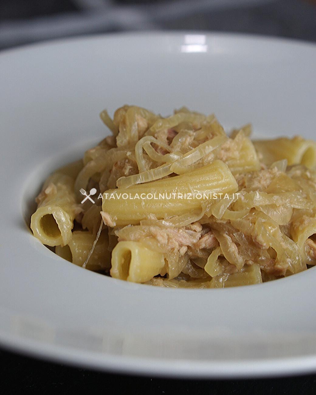 Pasta Tonno e Cipolla