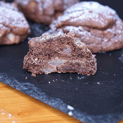 Biscotti Pere e Cacao Senza Zuccheri Aggiunti