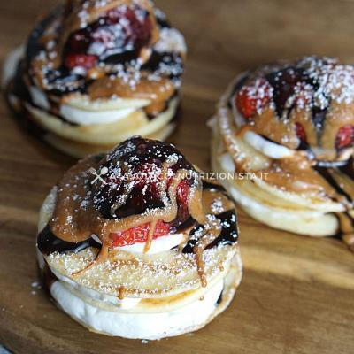 mini pancake Farciti