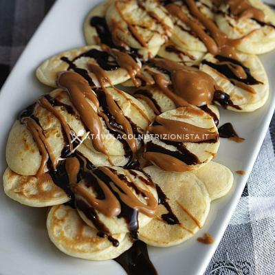 mini pancake pancake cereals