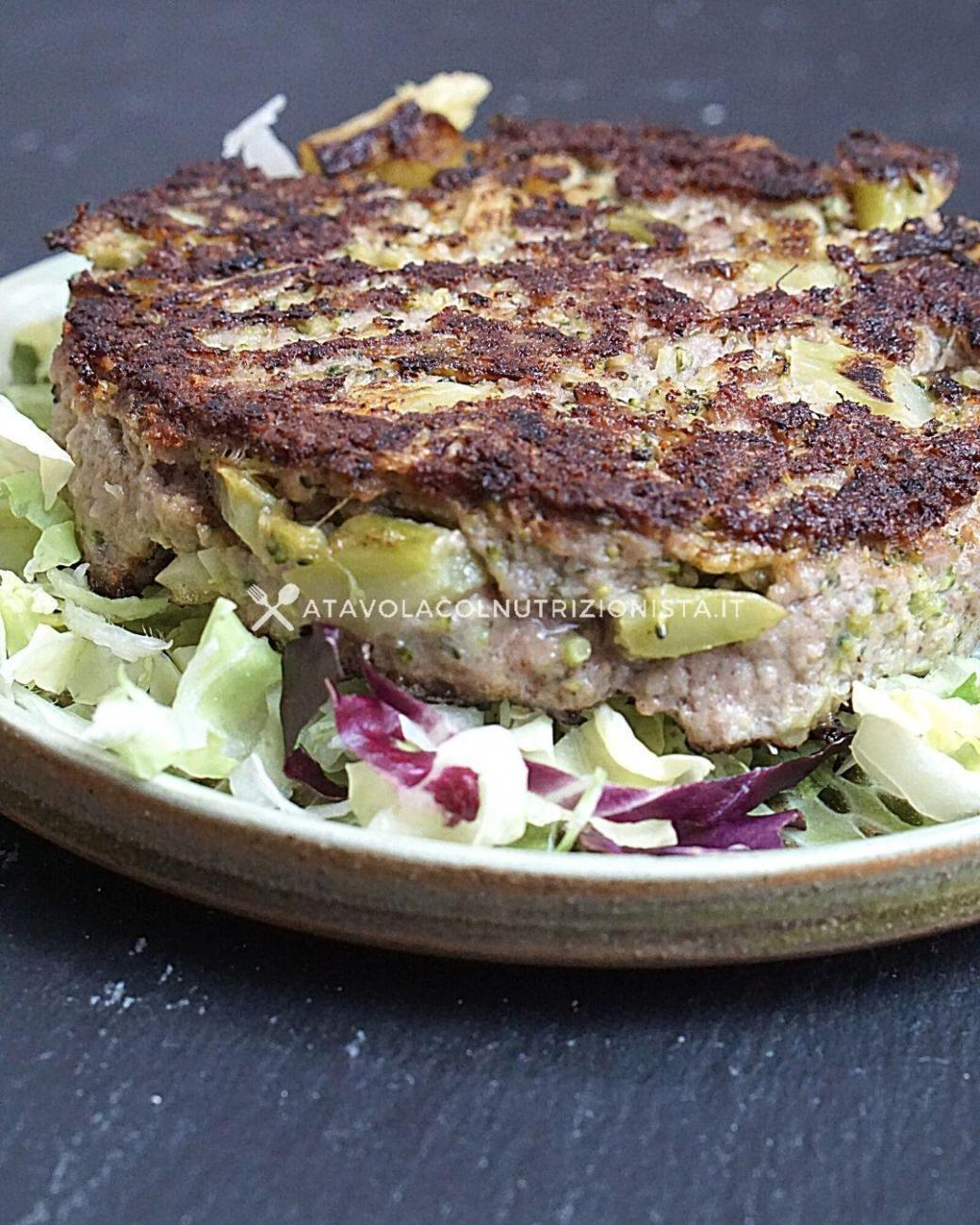 Burger con i Broccoli