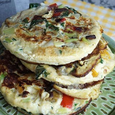 ricetta Frittatine di Verdure